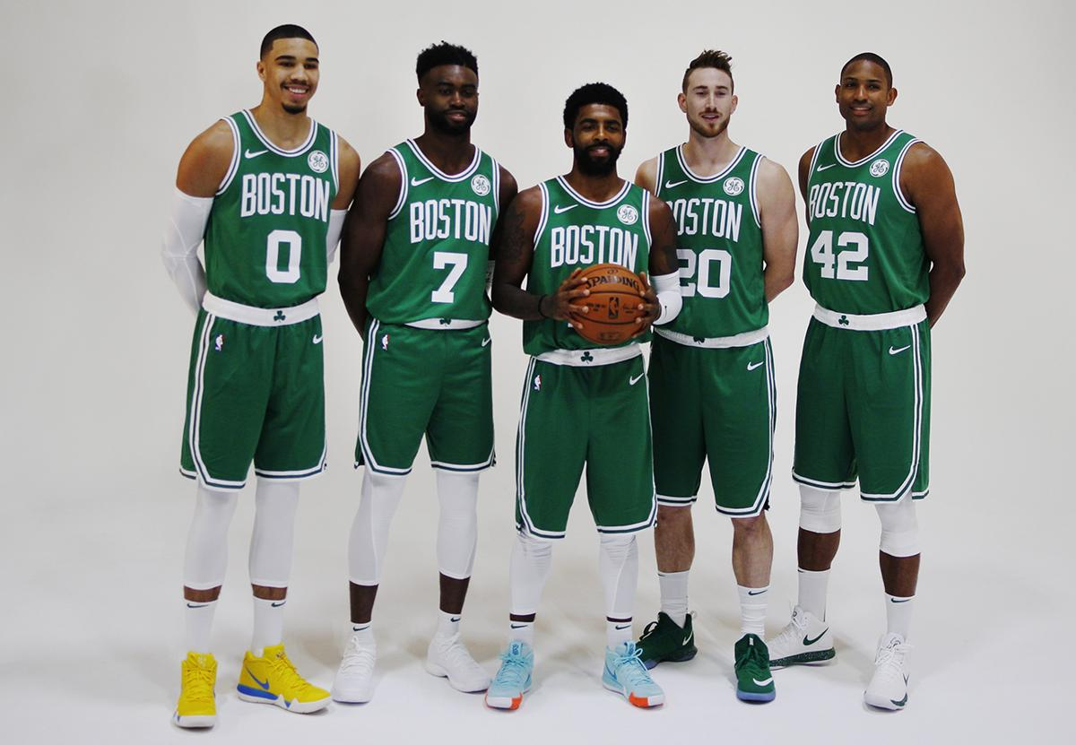10 things you should know from Celtics media day, from the important to the  irreverent
