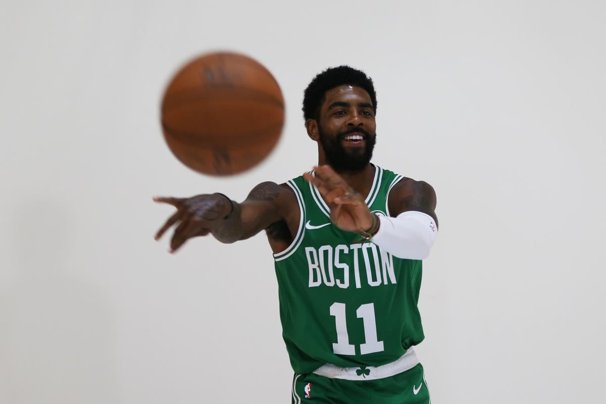 49f3d8af2bdb Kyrie Irving more comfortable reflecting on Cleveland and playing ...