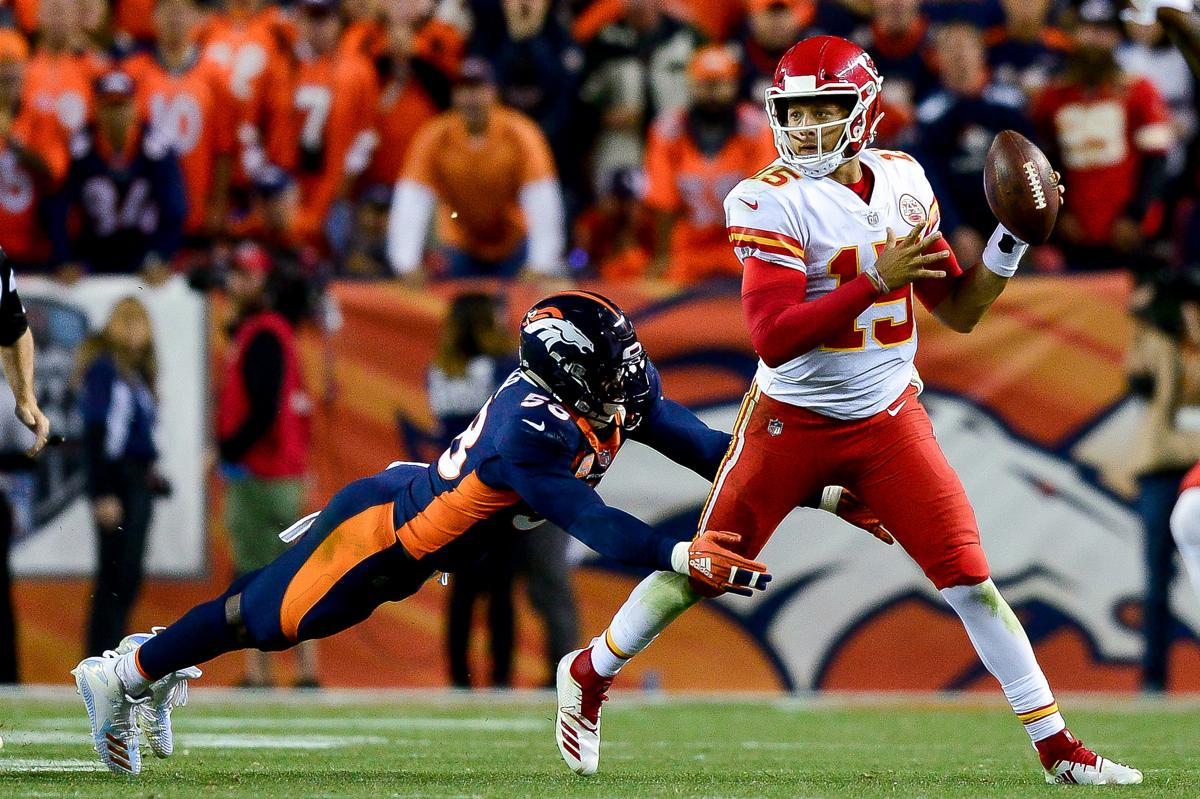 Chiefs quarterback Pat Mahomes makes an offhand statement a0ec6ab78