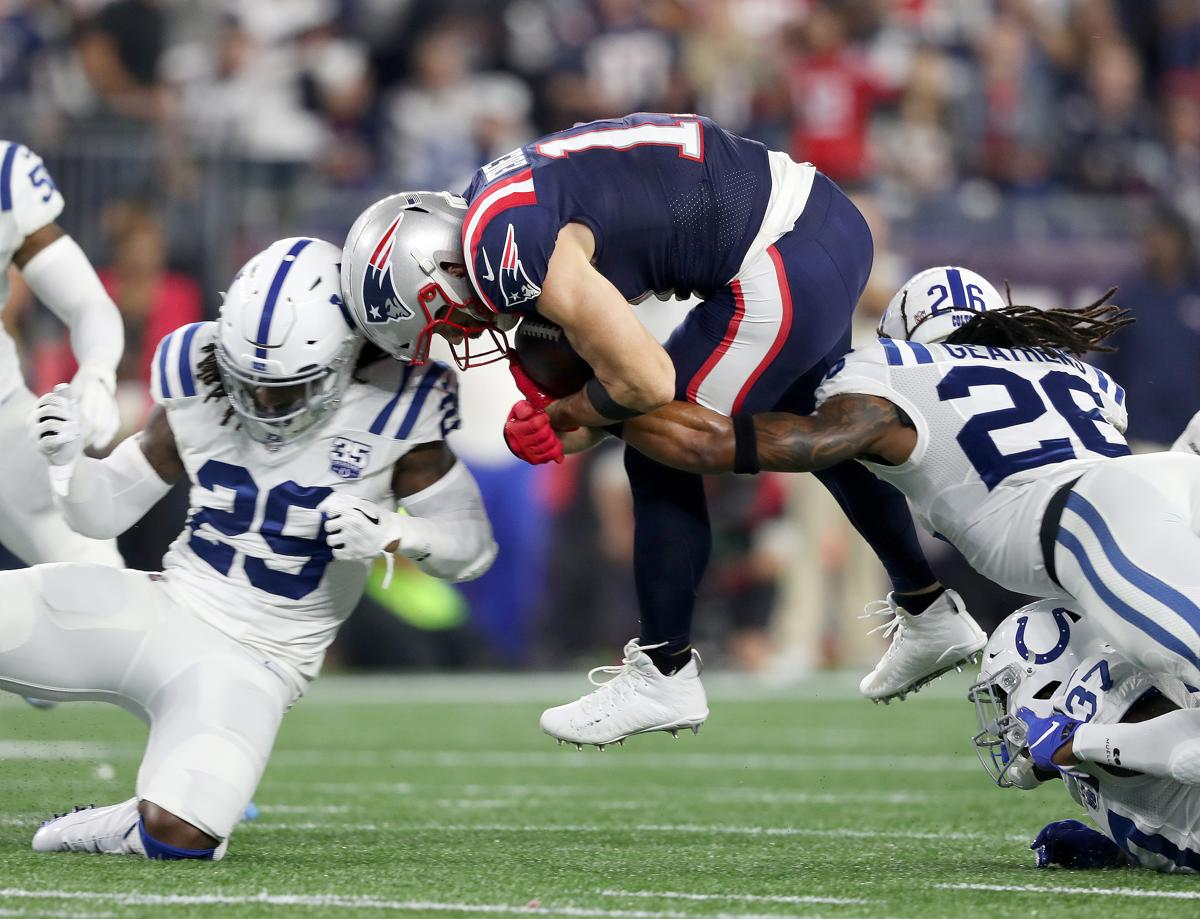 Patriots breakdown  A closer look at the finer points of the win ... ea5f36ebb