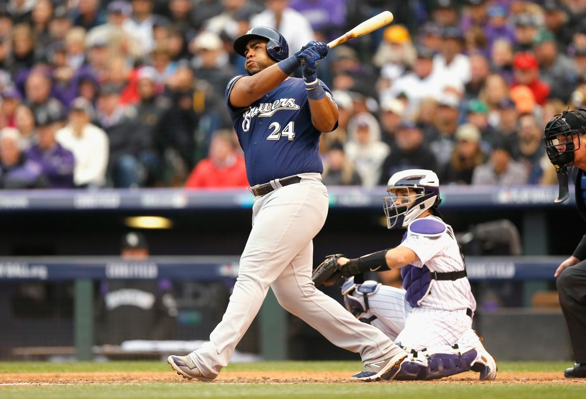 Brewers sweep Rockies, advance to NLCS