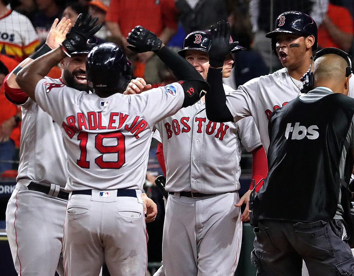 These Red Sox are playing with swagger on the road c26f5d990f0