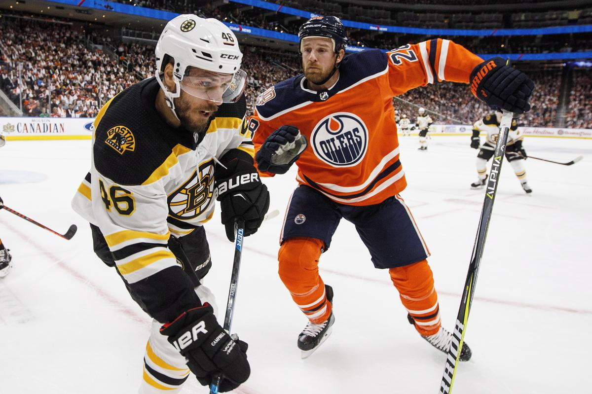40b4e5b2004 The Bruins  played well enough to win.  But they lost to the Oilers