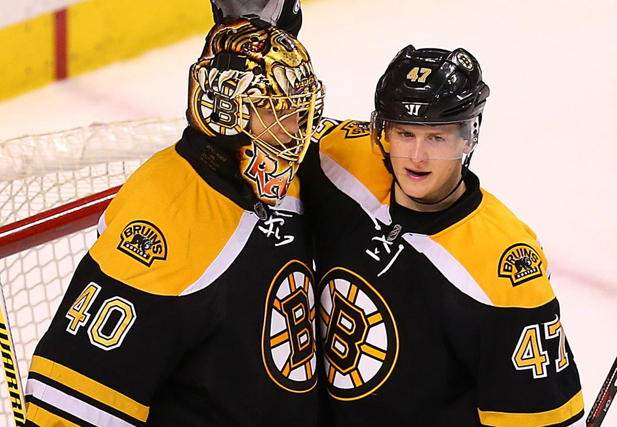 Torey Krug expected back tonight as Bruins face Hurricanes 805cab89f