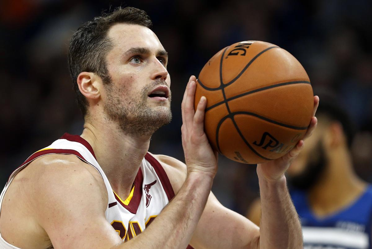 Kevin Love out at six least weeks after foot surgery fb8907537