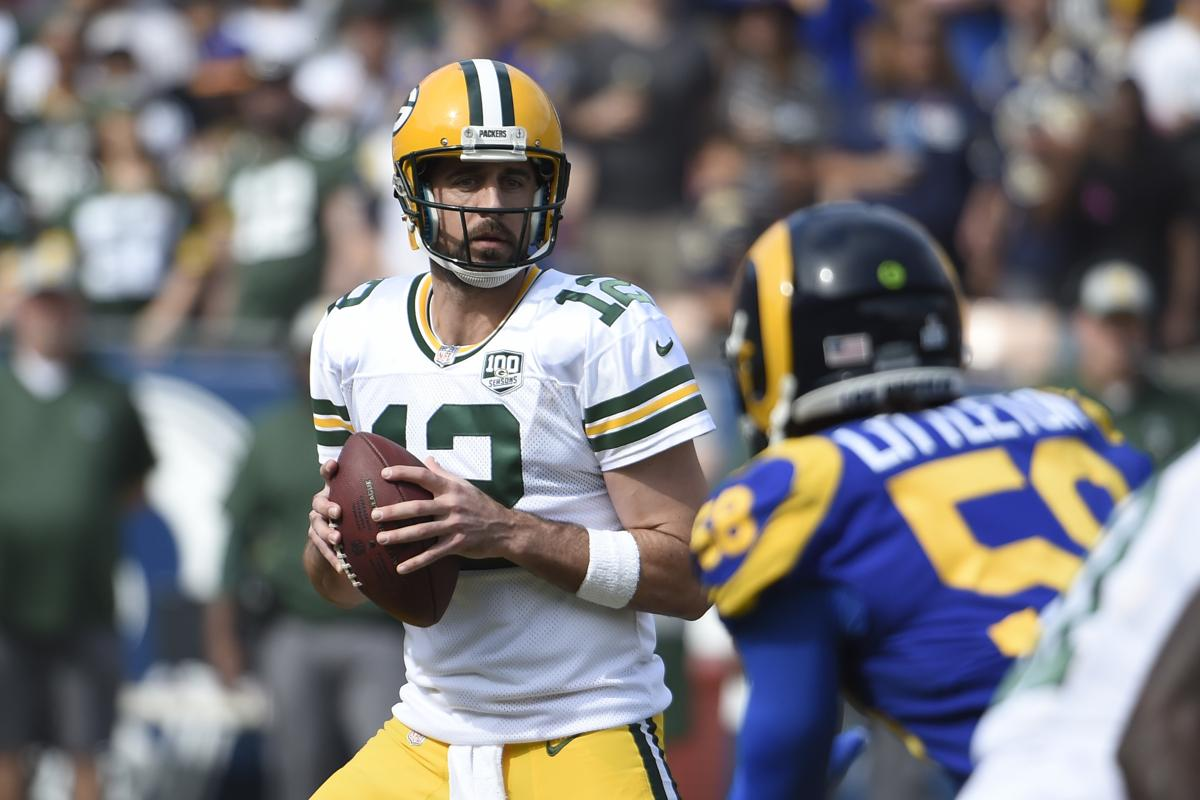 With The Infrastructure In New England Would Aaron Rodgers Have Gotten To More Than One