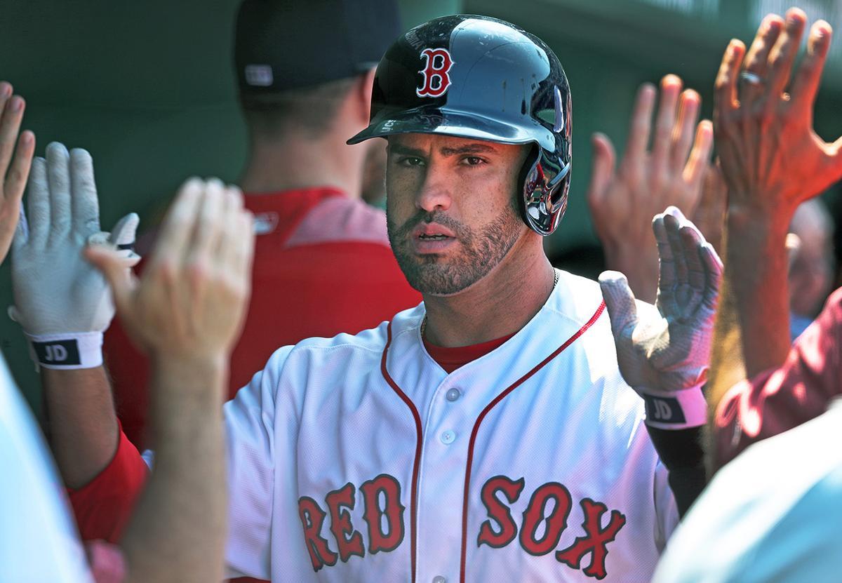 It s ridiculous that Red Sox  J.D. Martinez wasn t an MVP finalist c63a5388b