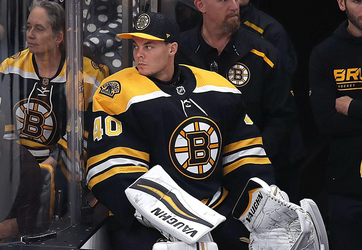 "c7a6324c573 Tuukka Rask Taking ""Leave of Absence"" from Boston Bruins – The ..."