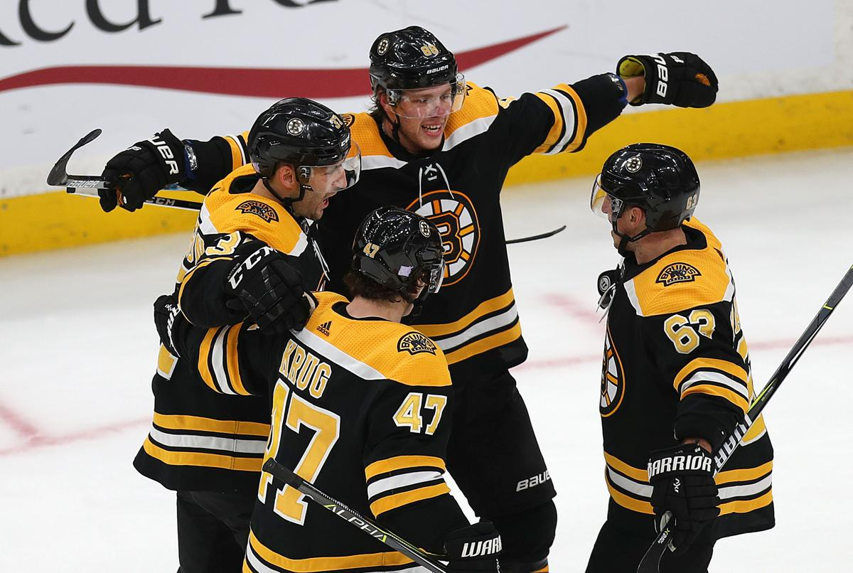 0959c0e44 Hats off to David Pastrnak as Bruins rout Maple Leafs