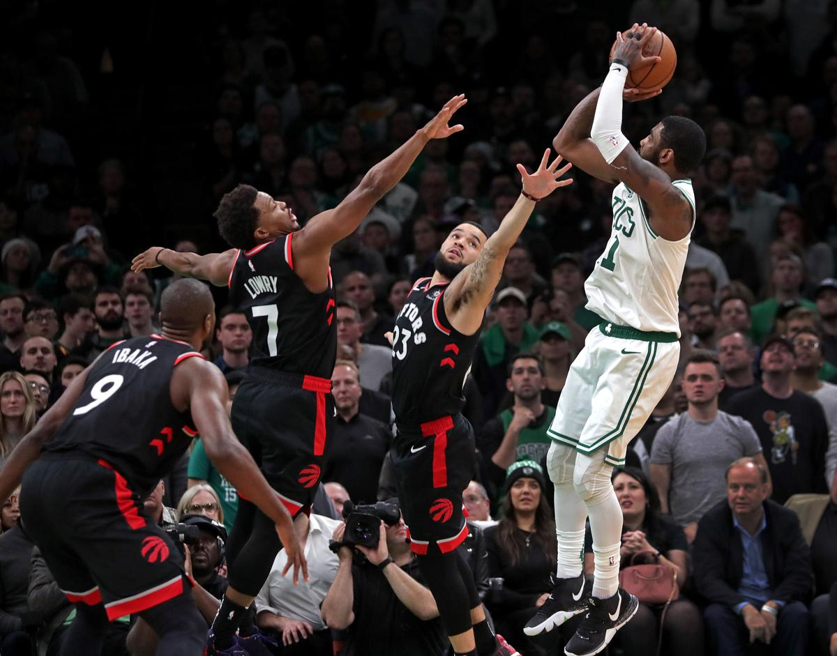 kyrie irving on defense in the nba there s no defense there s