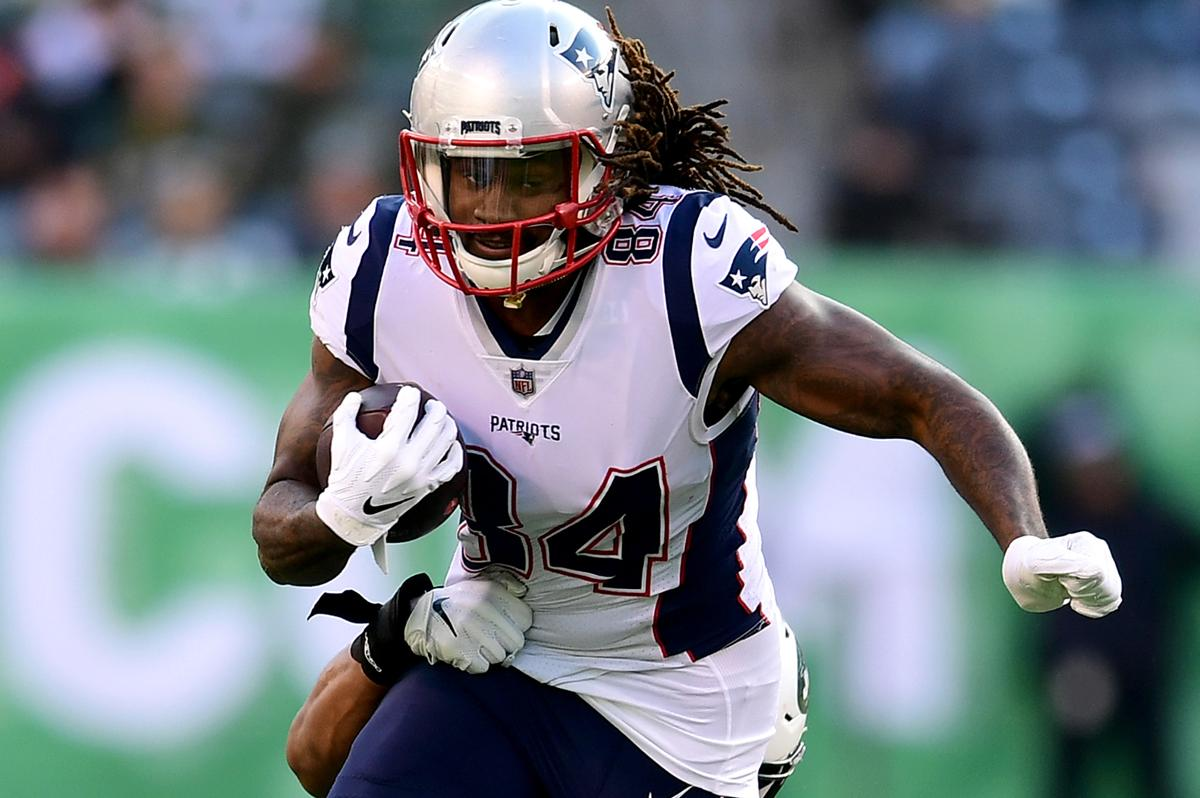 Cordarrelle Patterson explained his below-the-belt tactics in Patriots-Jets  game
