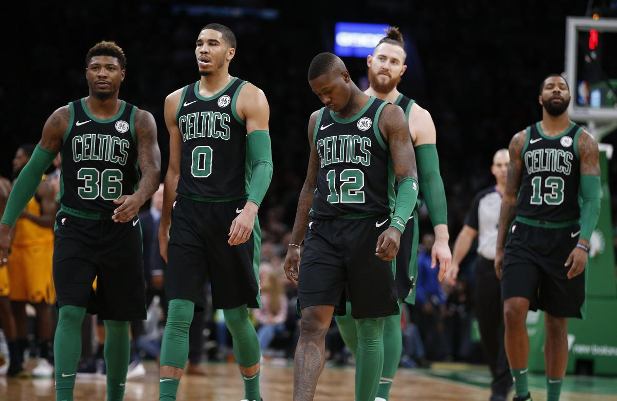 9512d9069e3 Some Celtics players don t see themselves as role players — and that s the  problem