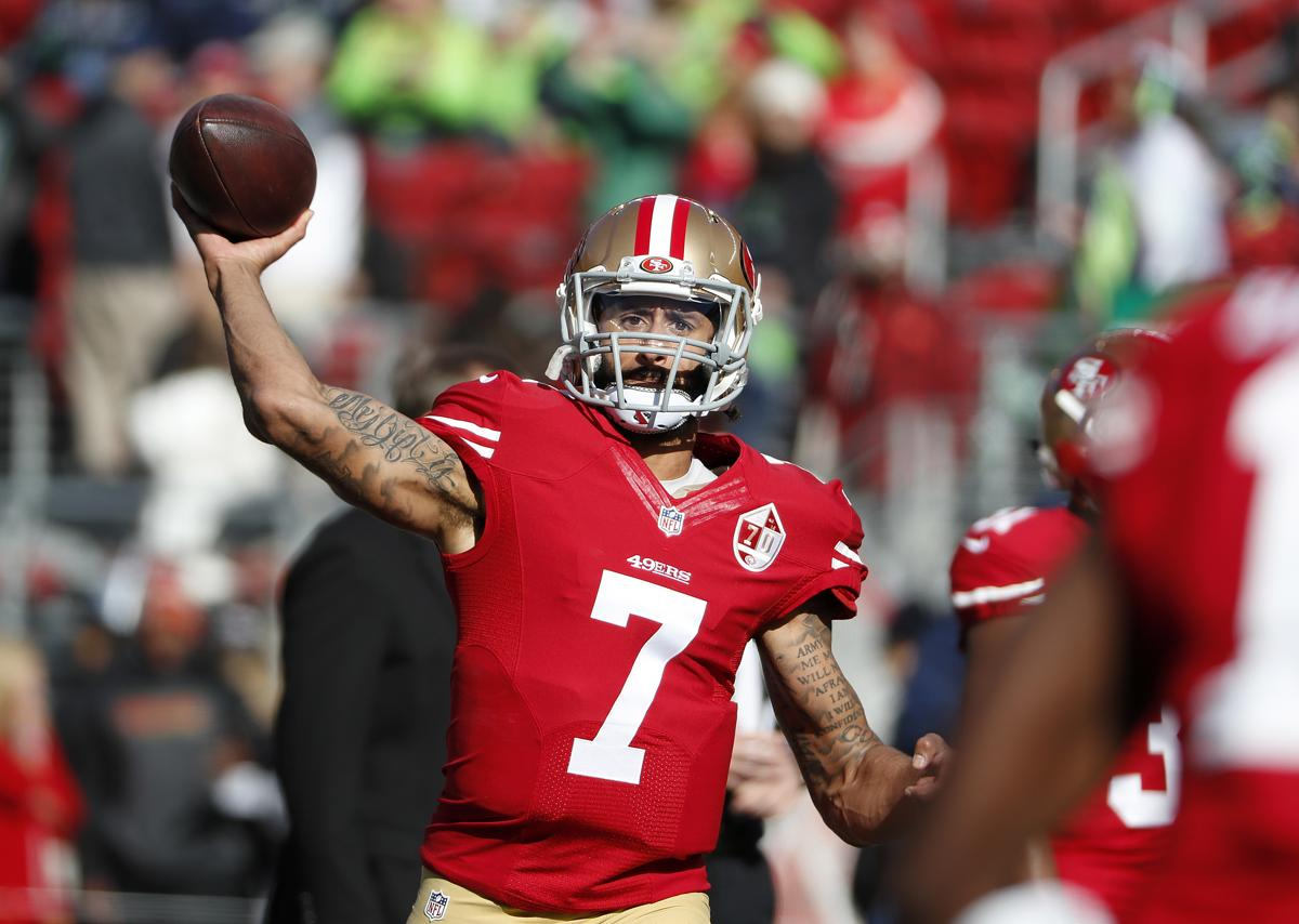 Redskins considered a tryout for Colin Kaepernick 3d0e23682