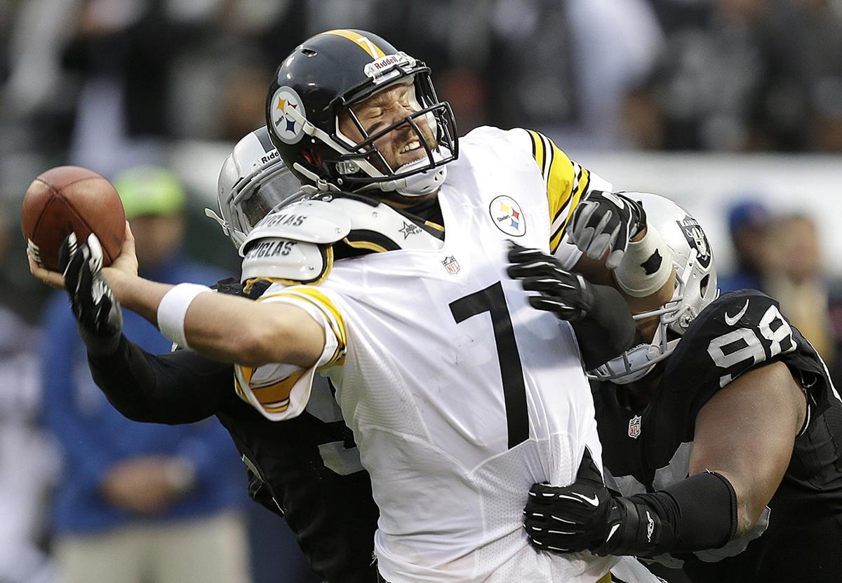 Ben Roethlisberger does not practice because of rib contusions b6b4c7f3e