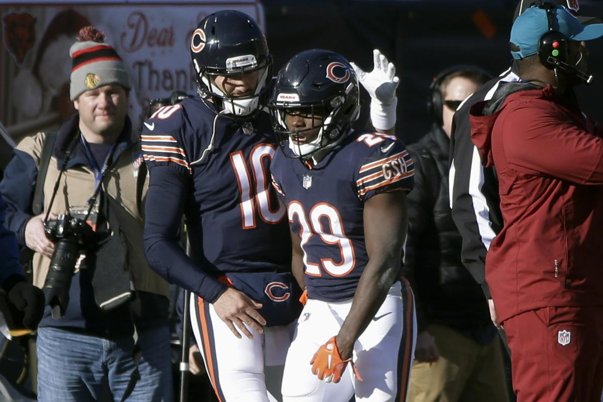 Bears beat Packers to clinch NFC North title eef366332