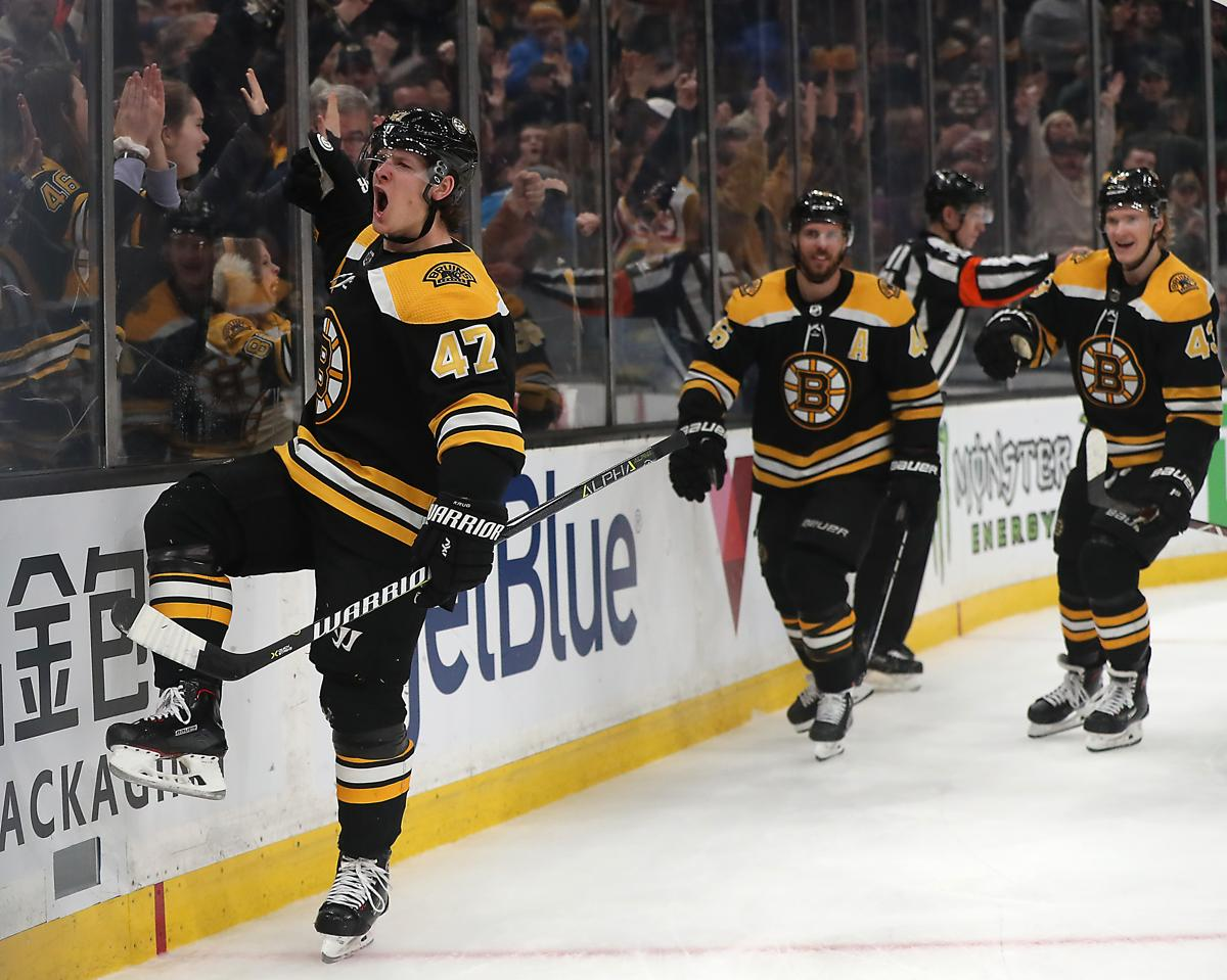 Bruins  Torey Krug draws praise from Ray Bourque 20ea341a6