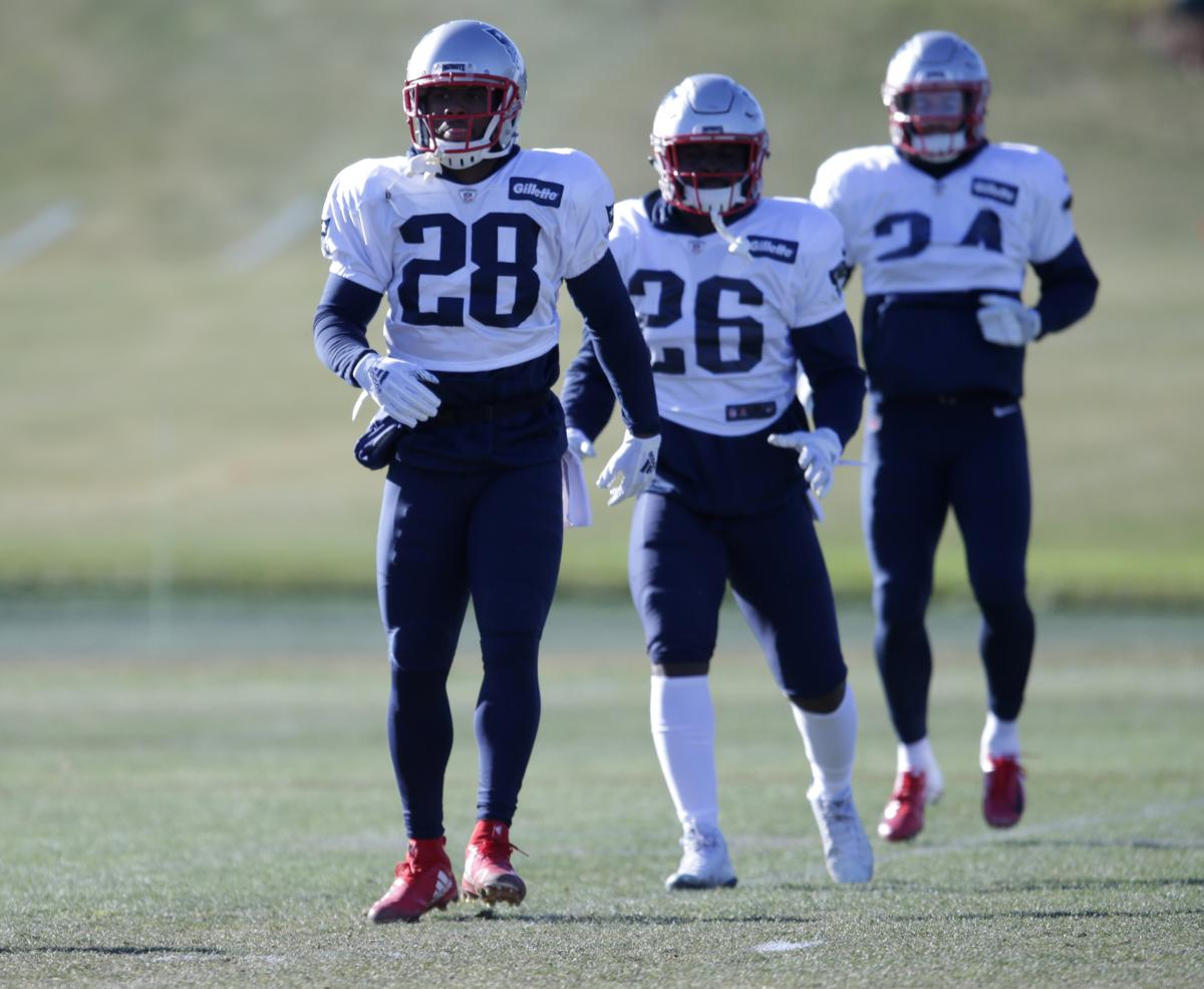 fa15e191f Why hasn t James White been more involved for the Patriots recently