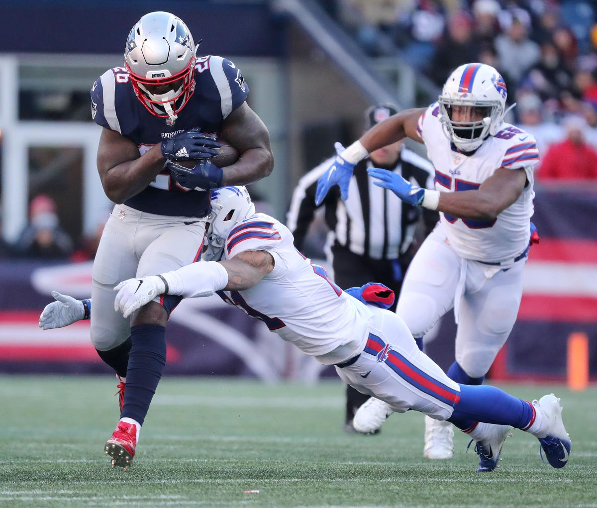 c20e192b218 Patriots  running game had to be good because their passing game is in  shambles