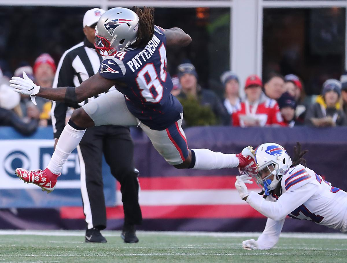 A 10th straight division title by the Patriots should not be overlooked eb6482414