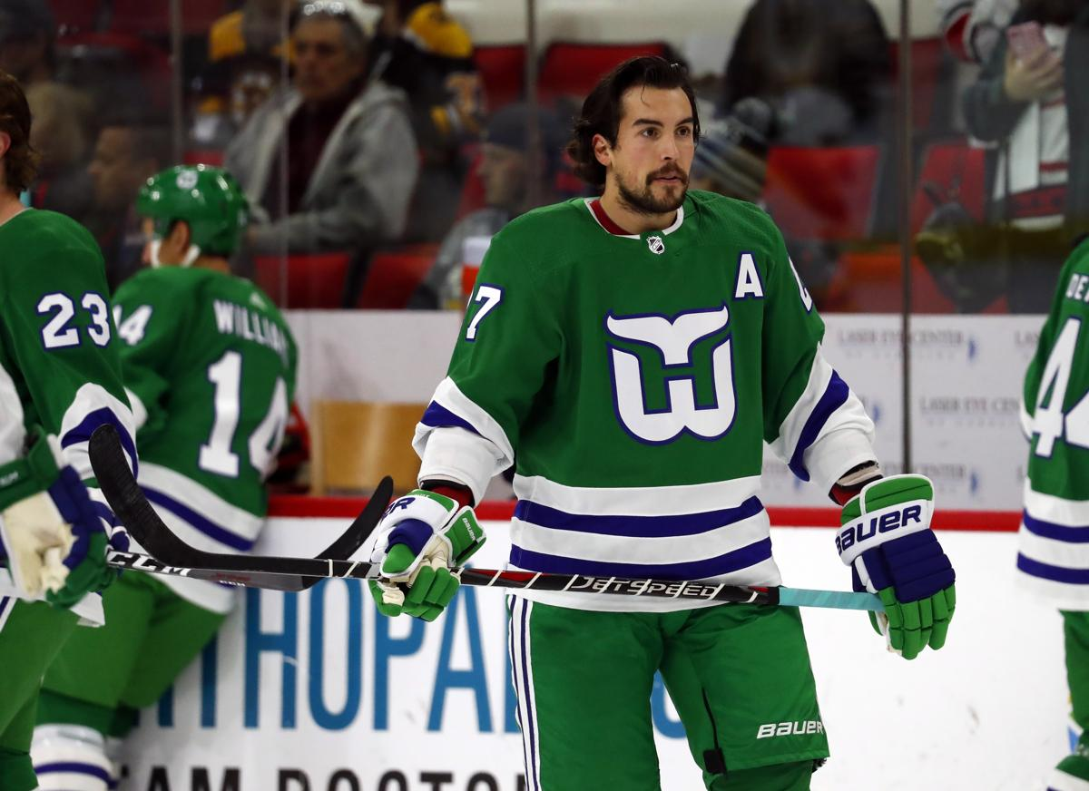 There were mixed emotions as the Hartford Whalers skated again on Sunday 2b7e738af