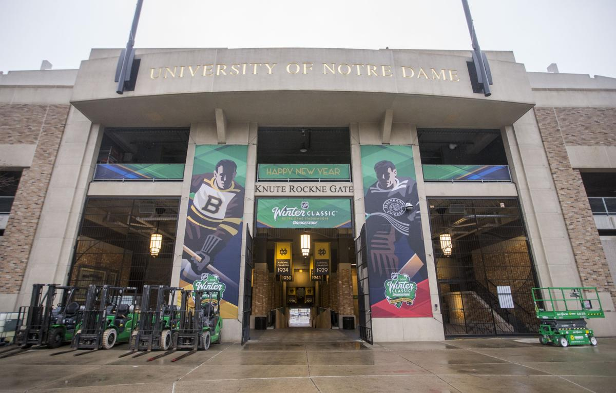 A guide to the 2019 Winter Classic  Bruins vs. Blackhawks at Notre ... ec8d5b767
