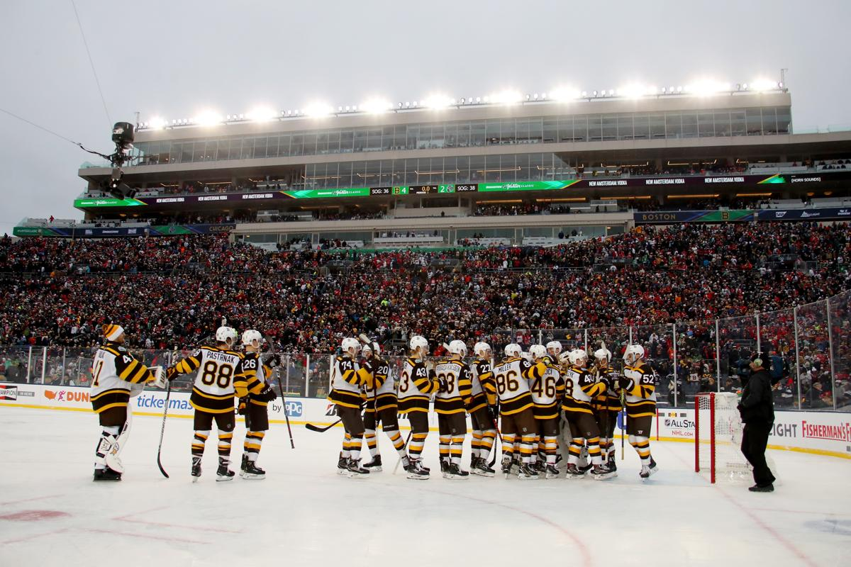 520de335b This NHL Winter Classic was as good as it gets