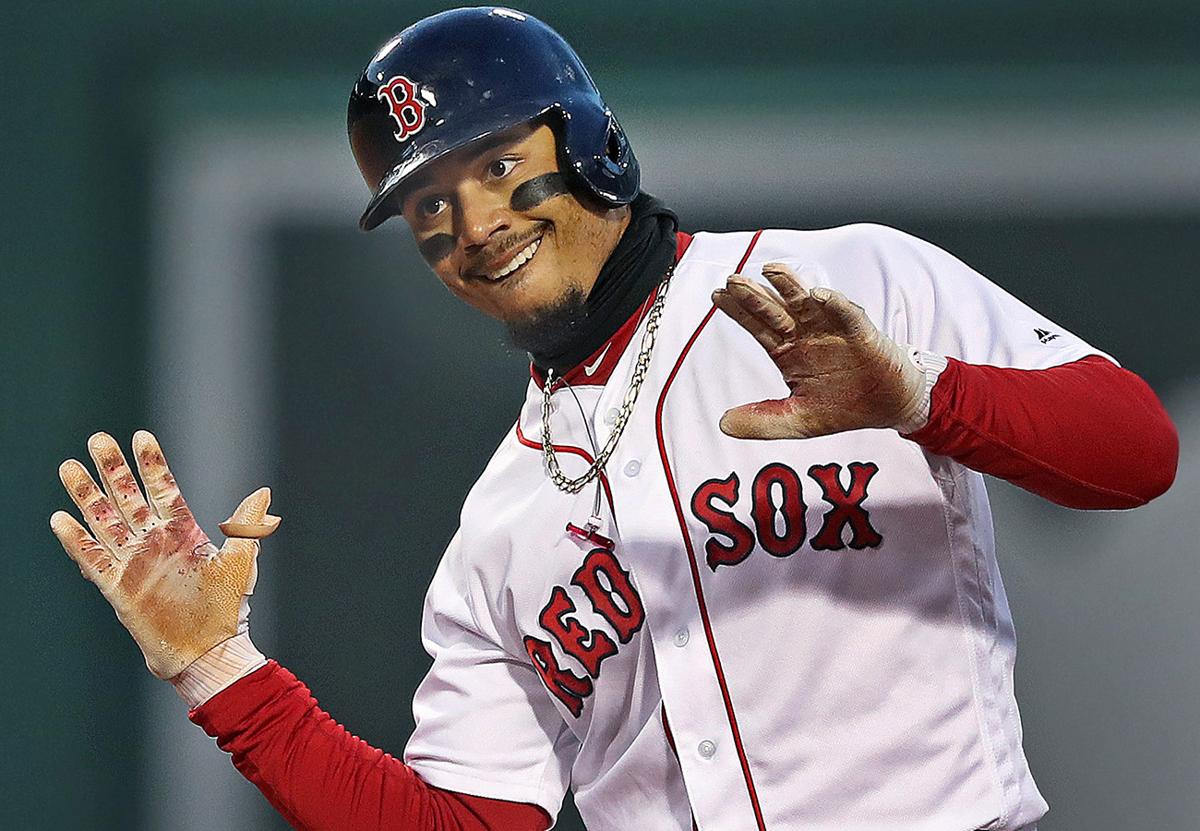6d6ef0a2ad8 Red Sox say they d like to have Mookie Betts in Boston for the long haul