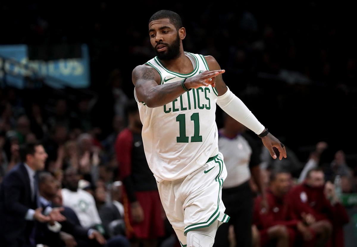 How many All-Stars for Celtics  Would you believe one  8cf473cbc