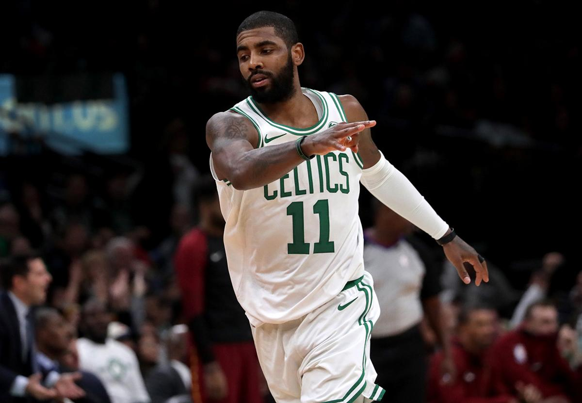 ac09dd83d6e9 The latest on Kyrie Irving s future in Boston and the Anthony Davis pursuit