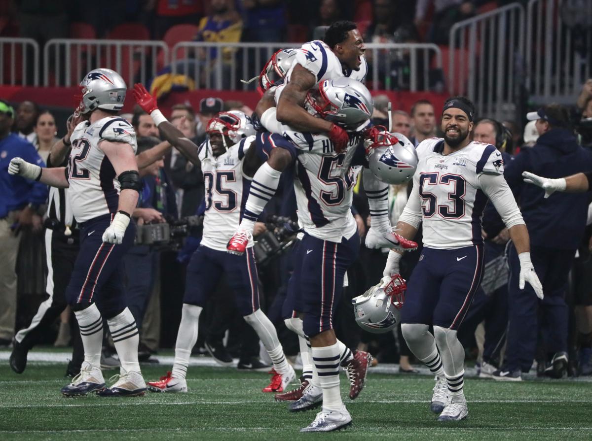 7c1fb195 Super Bowl LIII: Patriots vs. Rams - The Boston Globe
