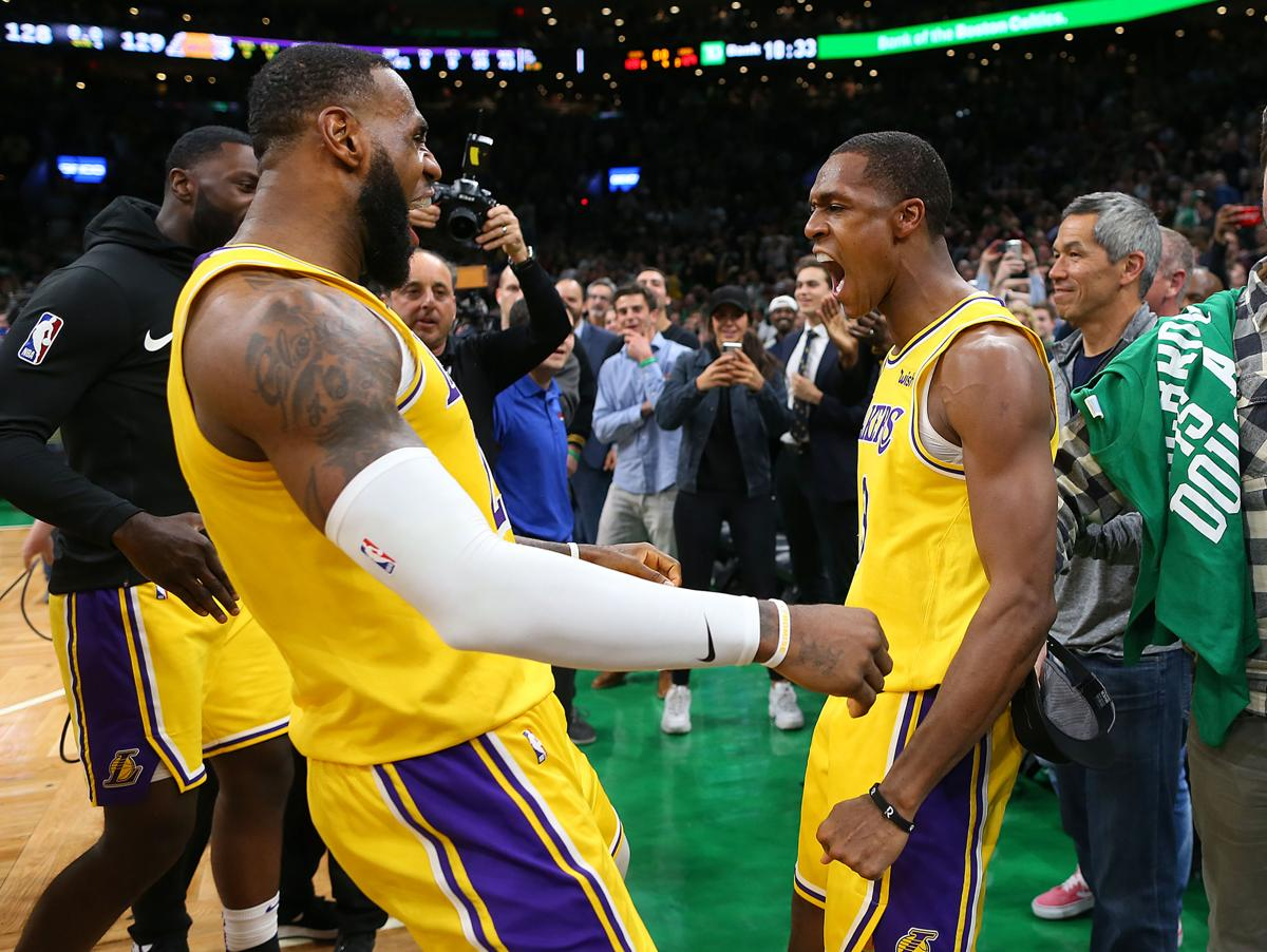 de7274d30 A late rally and some of that old Rajon Rondo magic sunk the Celtics