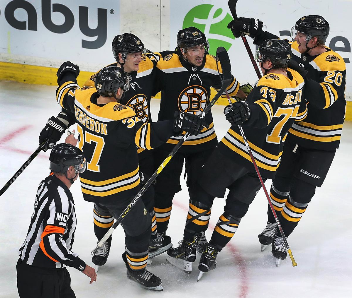 ffea5631f Bruins beat Avalanche in overtime