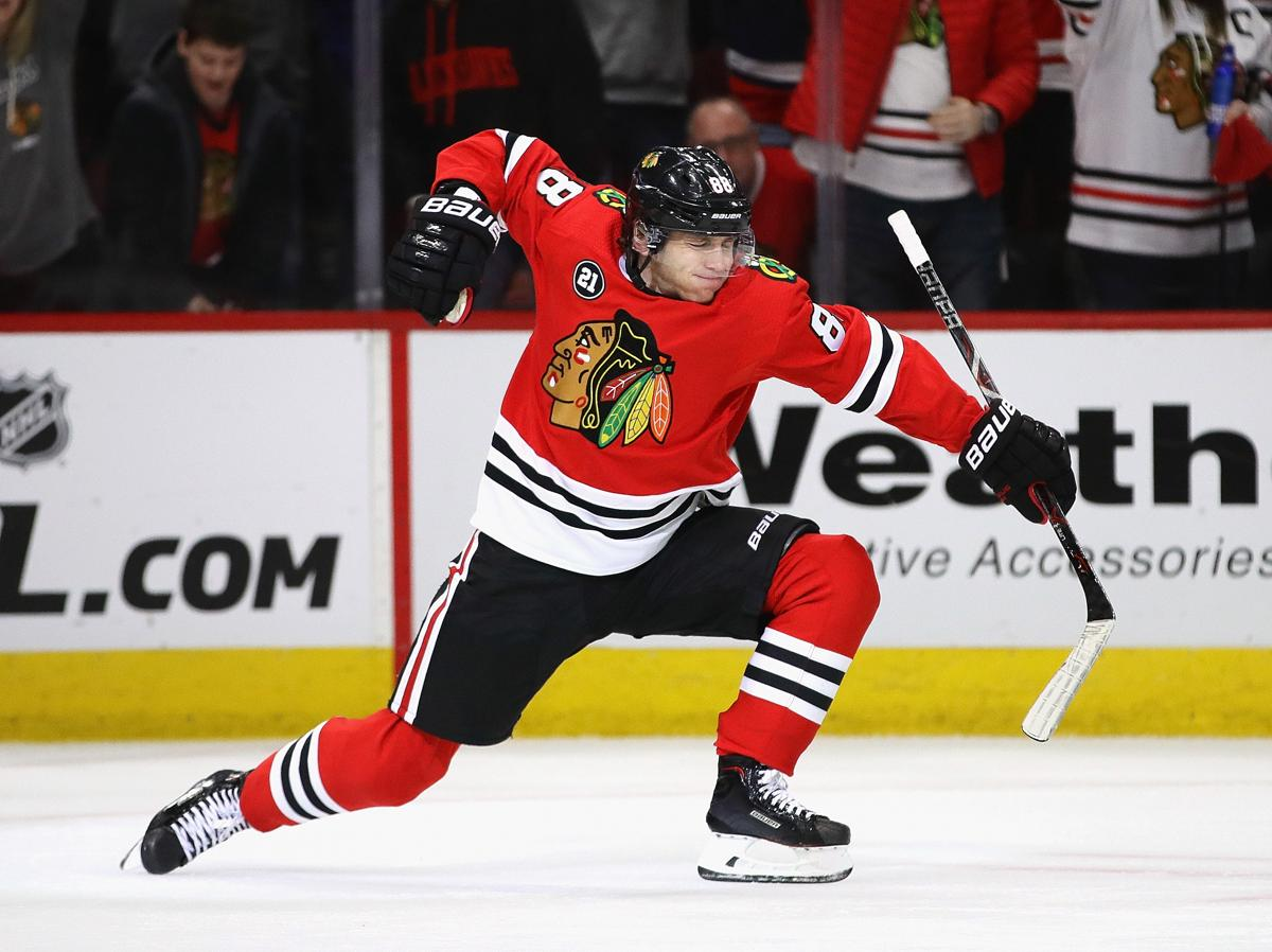 Bruins look to slow down Patrick Kane and the Blackhawks 21c663392