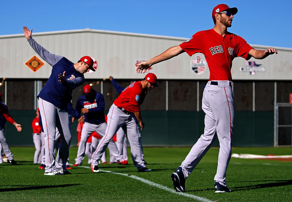 Image result for pitchers and catchers report 2019