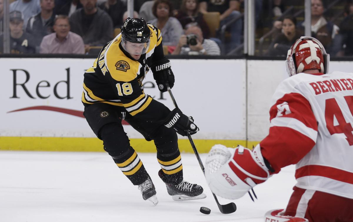 da0caca2132 Five things to know before the Bruins take on the Senators