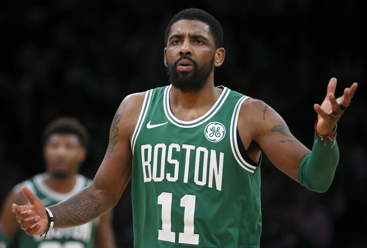 d4eada15c3d3 Why Kyrie Irving plans to sit out some games before playoffs