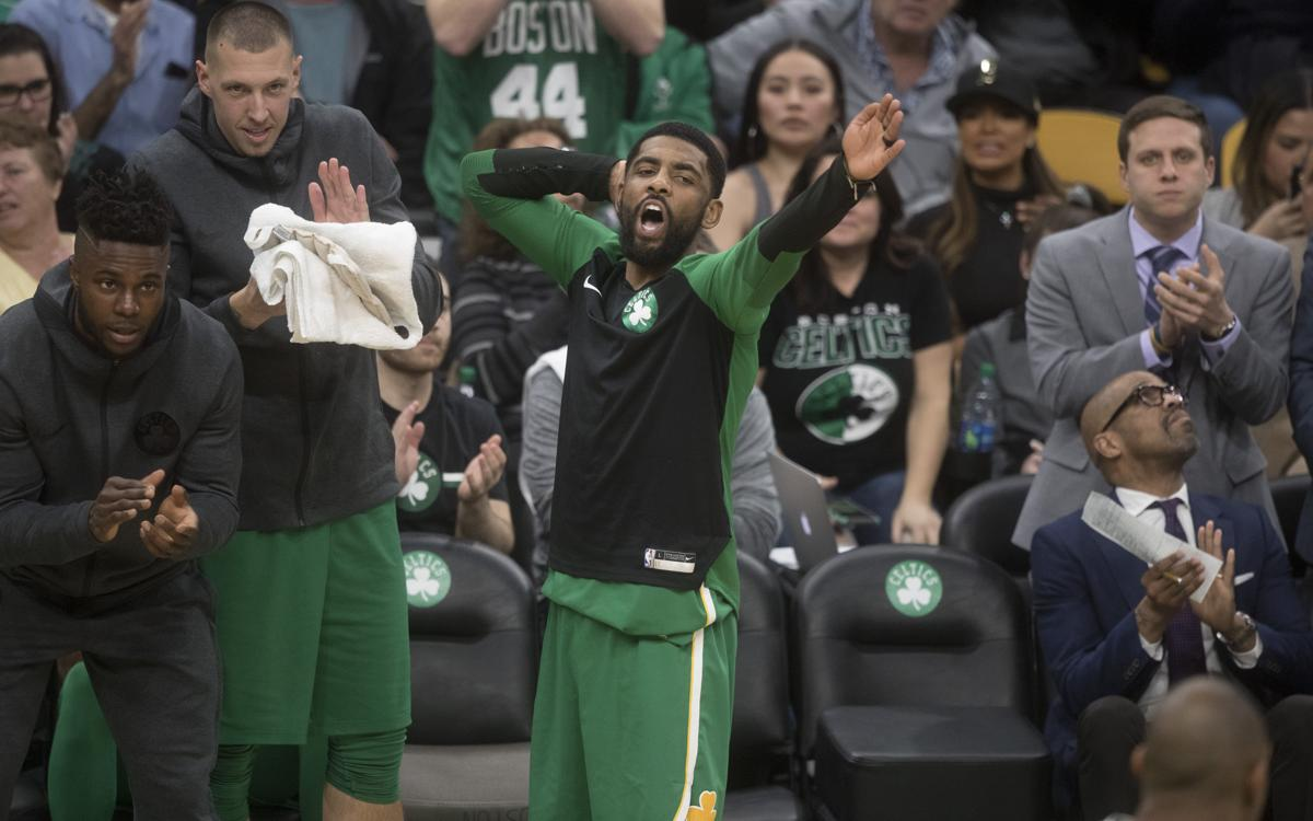 The Celtics are the most disappointing team this season 43865e76b