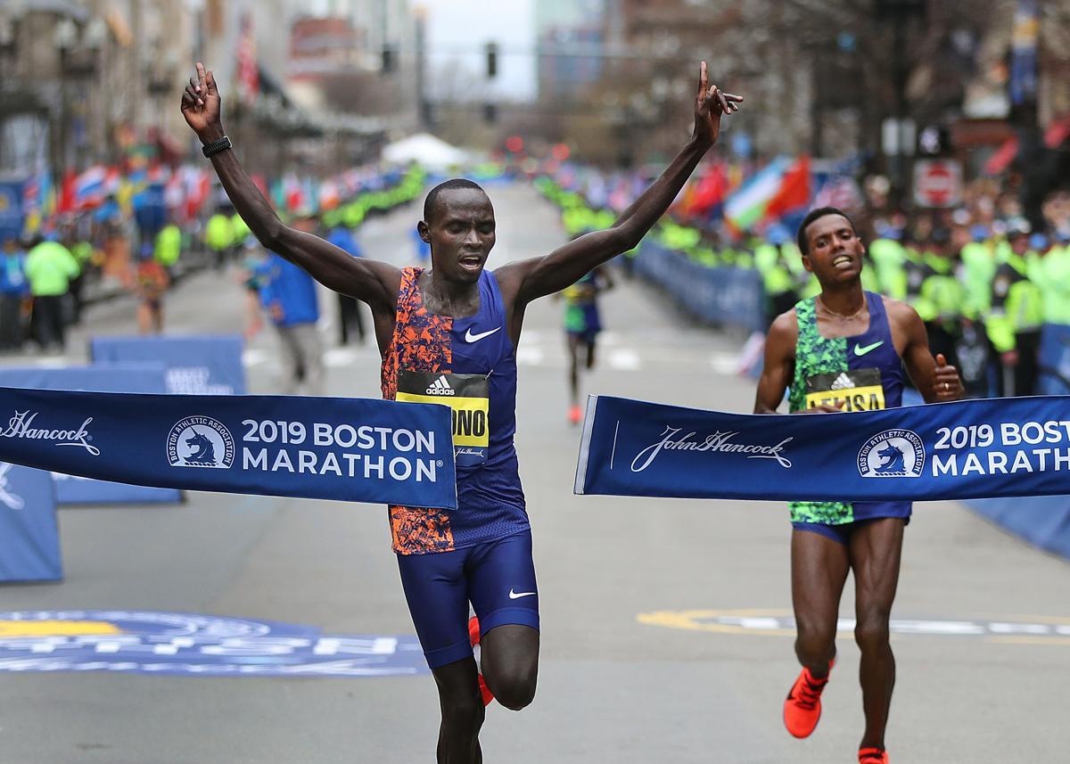 2019 Boston Marathon - The Boston Globe