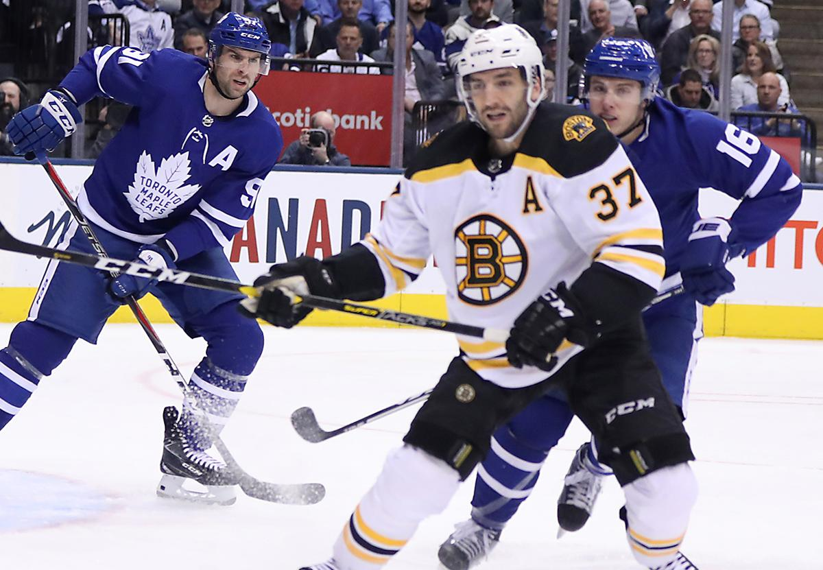 35e87721fb7 Bruce Cassidy is keeping Bruins  top line intact