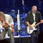 DULUTH, GA - NOVEMBER 05: The Who's Roger Daltrey and Pete Townshend perform during the The Who
