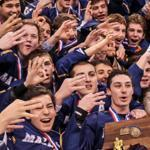 Malden Catholic won its third straight Super 8 title this year.