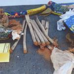 Fireworks were recovered in a backpack belonging to Dzhokhar Tsarnaev that was discarded in NewBedford.