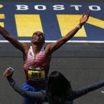 Meb Keflezighi was the first American male to win the race in 31 years.