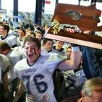 Cohasset took home the Division 6 Super Bowl title this fall, the second year of the MIAA's newest playoff format.