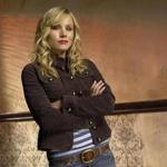 "Kristen Bell as the title character of ""Veronica Mars."""
