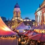 BERLIN offers Christmas Markets for Grand Circle cruisers on the Elbe River.