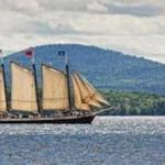 Maine Windjammer Cruises, while lacking staterooms and ample shopping opportunities, do offer stars, sunsets, and maybe even Northern Lights.