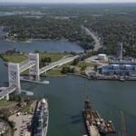 The mayor said federal regulators will probably approve the construction of a natural- gas compressor station near the Fore River Bridge, despite strong local opposition.
