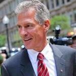 Former US Senator Scott Brown.