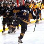 Ryan Noonan (2) and Malden Catholic once again are the team to beat in the Super 8.